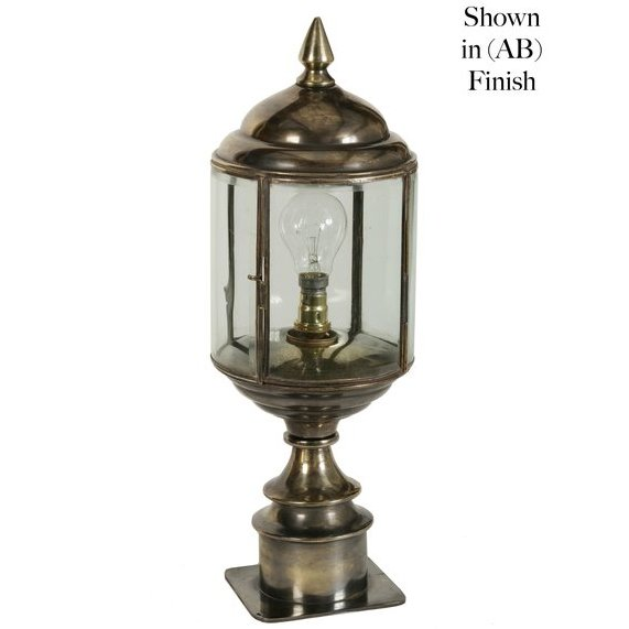 Limehouse (471SP) Wentworth Short Pillar Lamp